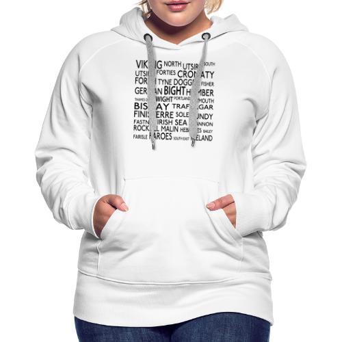 Shiping forecast - Women's Premium Hoodie