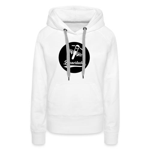 boxerluder-logo - Frauen Premium Hoodie