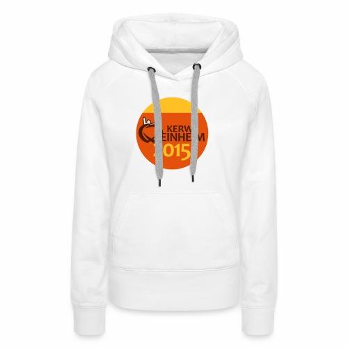 Kerwe Shirt 2015 - Frauen Premium Hoodie