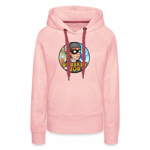Robbery Bob Button - Women's Premium Hoodie
