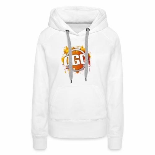 Merchlogo mega png - Vrouwen Premium hoodie
