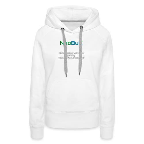 NeoBuX - Women's Premium Hoodie
