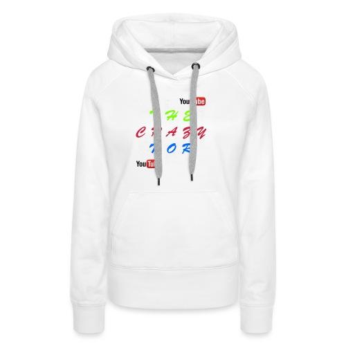TCN-T-skjorten - Premium hettegenser for kvinner