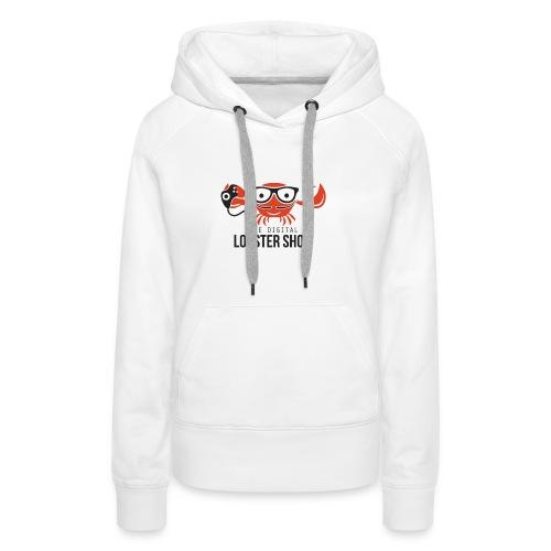 Vrouwen T-shirt Digitallobster - Vrouwen Premium hoodie