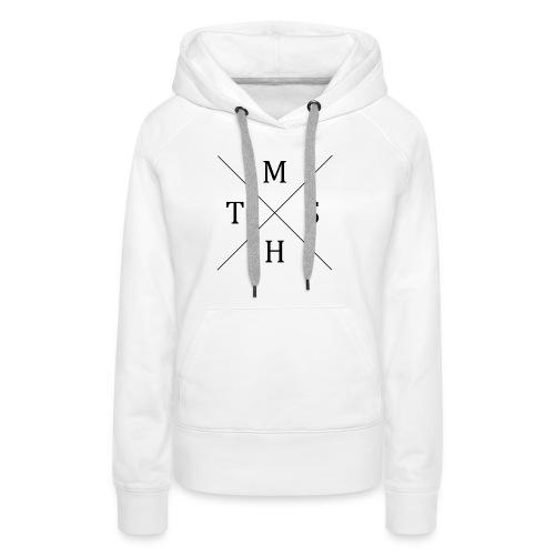 MTSH - schwarz - Frauen Premium Hoodie