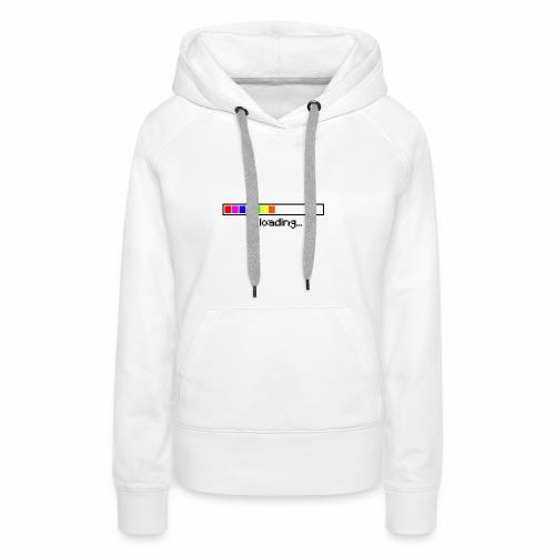 Is loading - Frauen Premium Hoodie