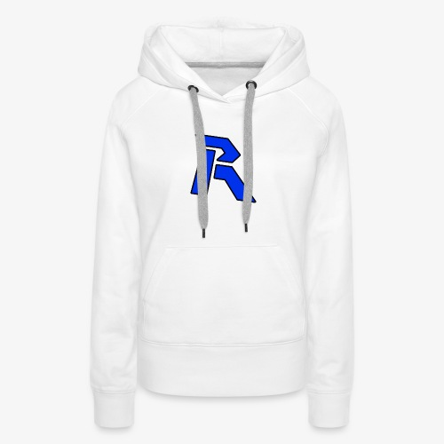 Rainkz Logo Pullover - Frauen Premium Hoodie