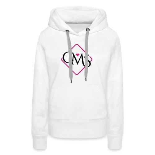Tasse Check My Style - Sweat-shirt à capuche Premium pour femmes