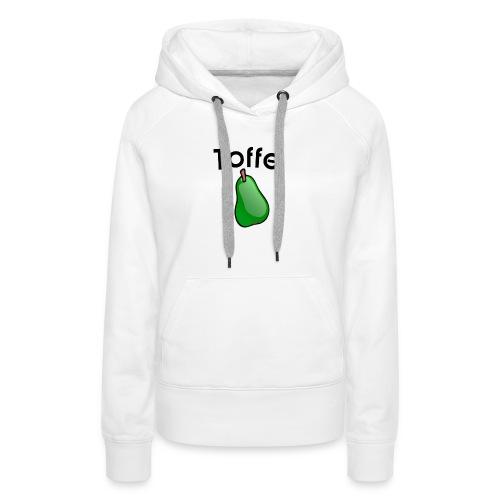 Toffe Peer! - Vrouwen Premium hoodie