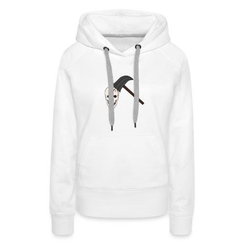 Skullcrusher - Frauen Premium Hoodie