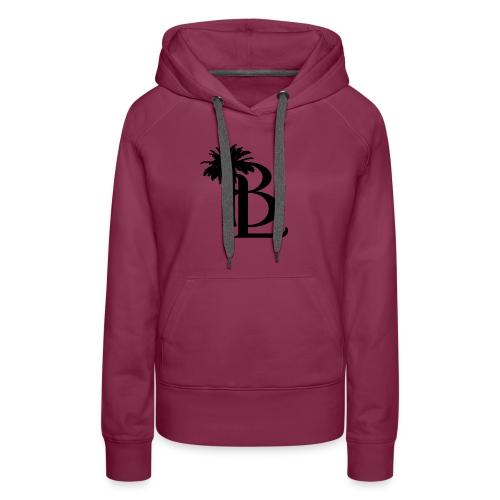 bllogo-png - Dame Premium hættetrøje