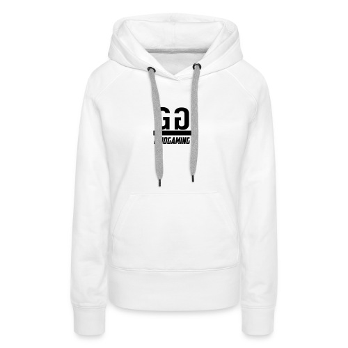 GG-GlioGaming T-Shirt - Frauen Premium Hoodie