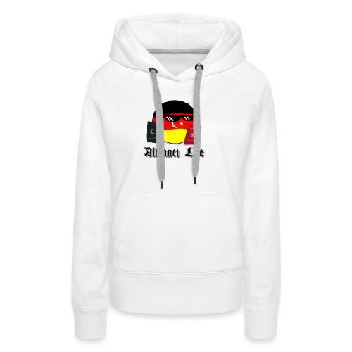 Almanci Life - Frauen Premium Hoodie