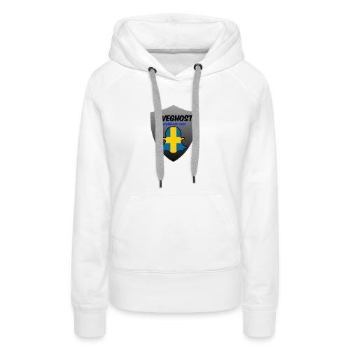 Sweghost t-shirt - Premiumluvtröja dam
