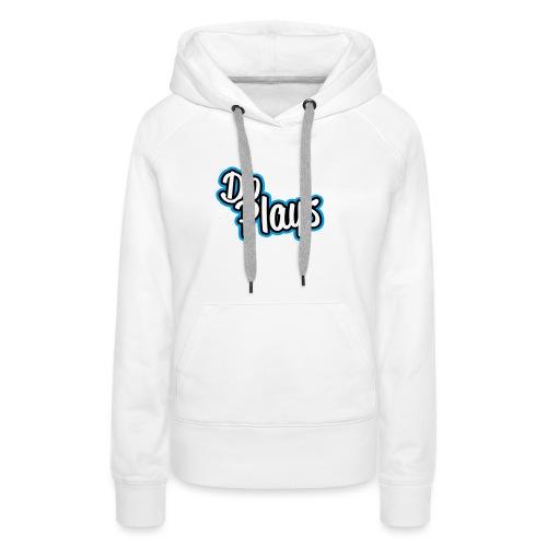 Mannen Baseball | Doplays - Vrouwen Premium hoodie