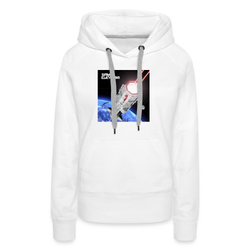 Space Elevator - Album Cover - Women's Premium Hoodie