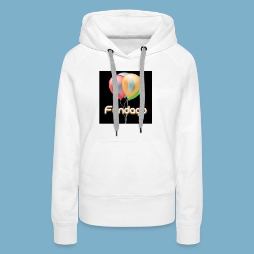 Fundago Ballon - Frauen Premium Hoodie