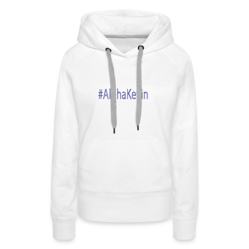 #AlphaKevin - Frauen Premium Hoodie