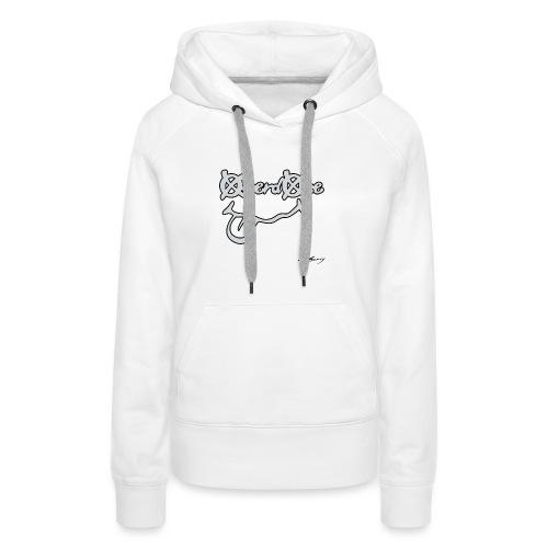 Overdose (grey) - Women's Premium Hoodie