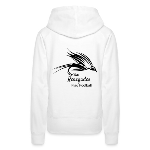 Renegades_Black_Schrift P - Frauen Premium Hoodie