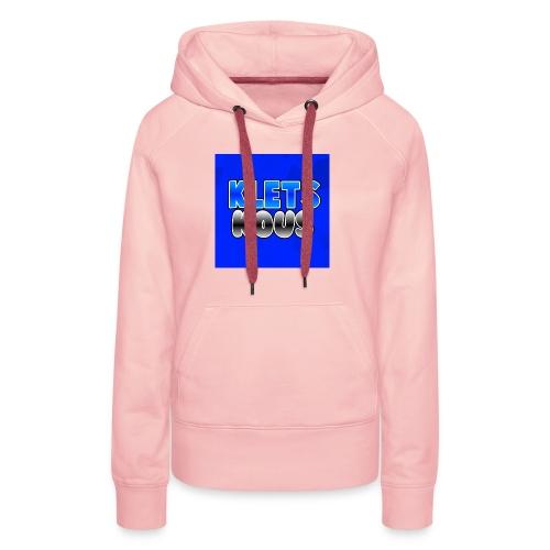 Kletskous Muismat - Vrouwen Premium hoodie