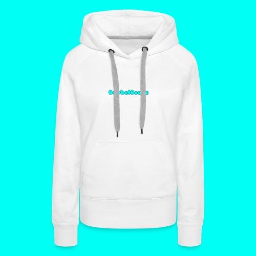 BubbelBoobs Trui - Vrouwen Premium hoodie