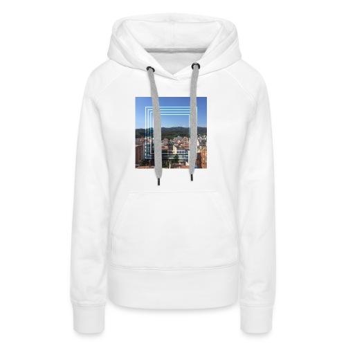 Calella in June - Vrouwen Premium hoodie