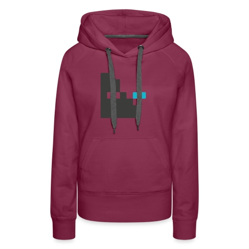 Mortu Logo - Vrouwen Premium hoodie