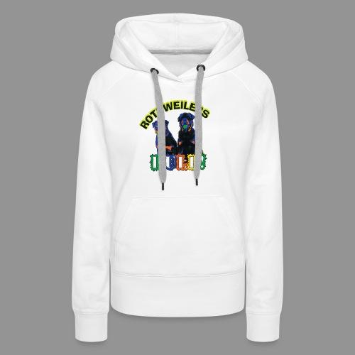 Rottweiler - Women's Premium Hoodie