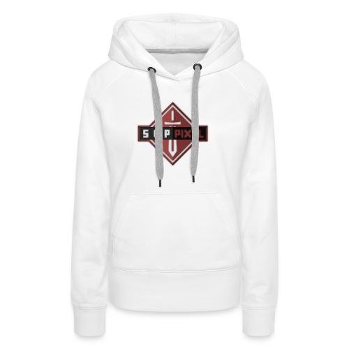 SupPixel Shirt - Women's Premium Hoodie