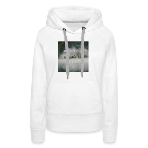 MAGICAL GYPSY ARMY SPELL - Women's Premium Hoodie