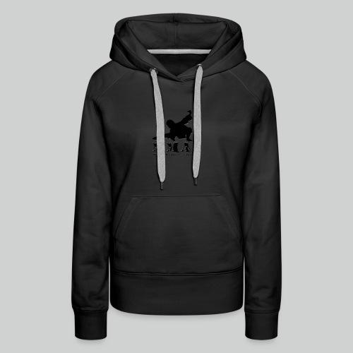 MMA Master - Frauen Premium Hoodie