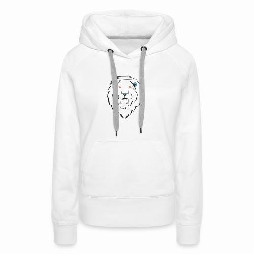 Logo1111 png - Vrouwen Premium hoodie