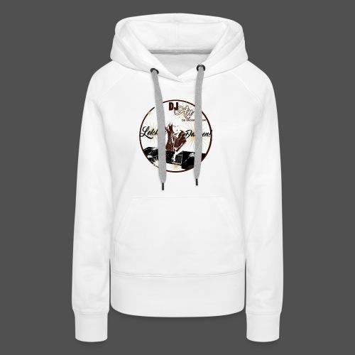 DJ An - Vrouwen Premium hoodie