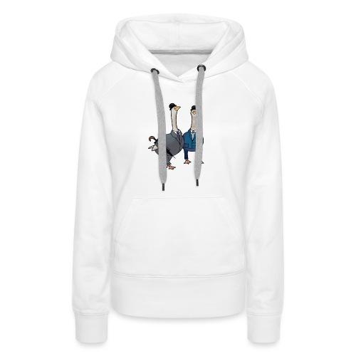 City geese - Women's Premium Hoodie