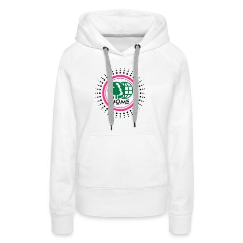 Planète home sweet home - Sweat-shirt à capuche Premium pour femmes