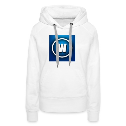 wonderword27704 - Women's Premium Hoodie