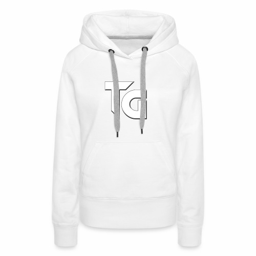 TG mearch png - Vrouwen Premium hoodie