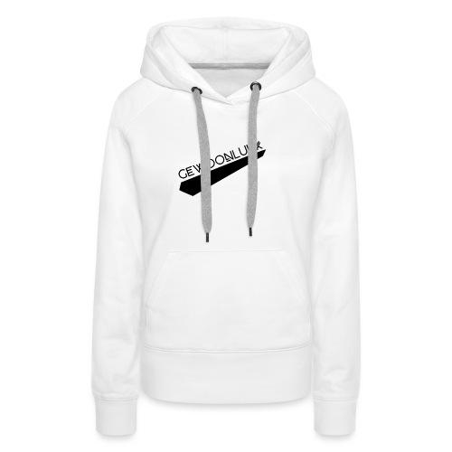 GewoonLuuk - Vrouwen Premium hoodie