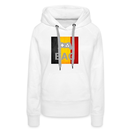 BelgiumAlpha Games - Women's Premium Hoodie