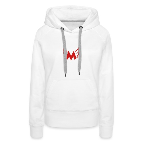 MightApparel™ ROUG - Sweat-shirt à capuche Premium pour femmes