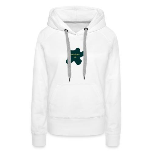 Miranda Bos_YT Merchandise - Vrouwen Premium hoodie
