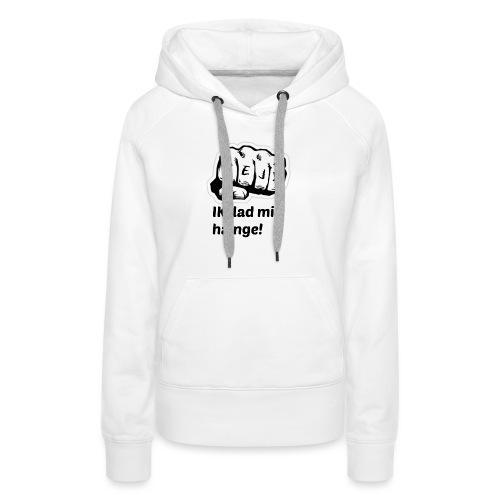 BEJY SHOP - Dame Premium hættetrøje