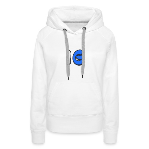 Offical Second Coloured Design No Background - Women's Premium Hoodie
