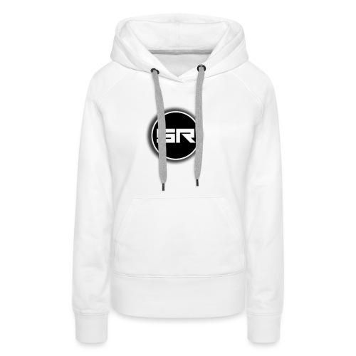 Sleazy Rebel - Sweat-shirt à capuche Premium pour femmes