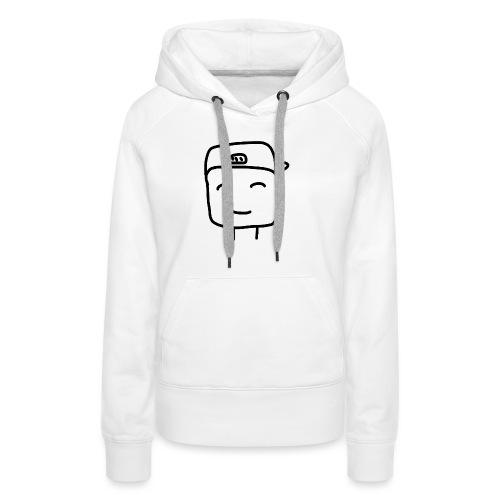 ComicBoy - Frauen Premium Hoodie