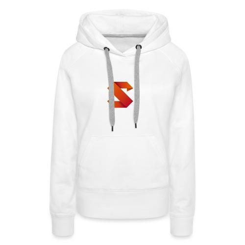 Langarmshirt - Frauen Premium Hoodie