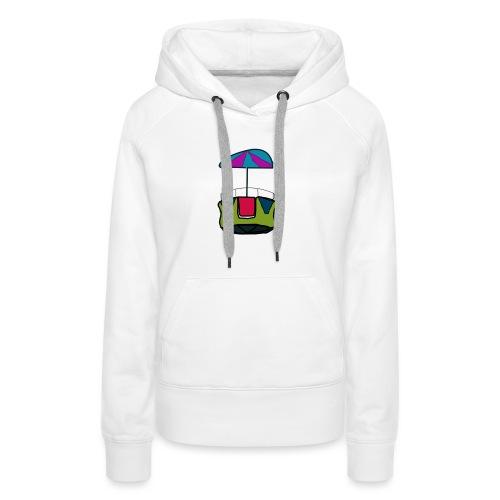reuzenrad - Vrouwen Premium hoodie