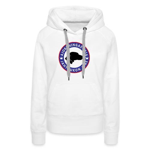 Ajokuningas t-paita - Naisten premium-huppari