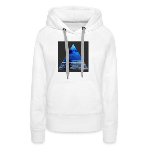 OceanBlue - Women's Premium Hoodie